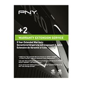 PNY Technologies WARRANTY EXTENSION 5 YEARS P7