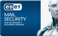ESET Mail Security Microsoft Exchange Server 5-10 User 1 Year New Student License