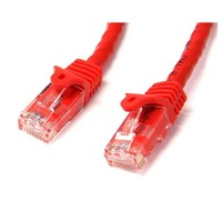 StarTech.com 2M RED CAT6 PATCH CABLE