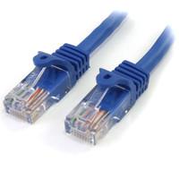 StarTech.com 3M BLUE CAT 5E PATCH CABLE