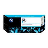Hewlett Packard CYAN INK CARTRIDGE 772