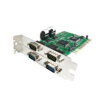 StarTech.com 4 PORT PCI SERIAL ADAPTER CARD
