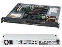 Supermicro SMC BL120 1HE E3-1220 1X8GB