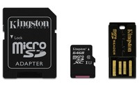 Kingston 64GB MULTI KIT / MOBILITY KIT