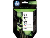 Hewlett Packard SD367AE#301 HP Ink Crtrg 21/22