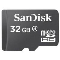 Sandisk SD CARD MICRO 32GB SDHC