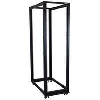 StarTech.com 42U ADJ DEPTH 4 POST RACK