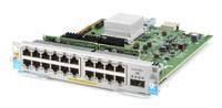 Hewlett Packard HP 20P POE+ / 1P 40GBE QSFP+