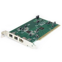 StarTech.com 3 PORT PCI 1394B FIREWIRE CARD