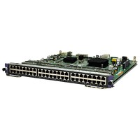 Hewlett Packard HP 7500 48P 1000BASE-T POE+ SC