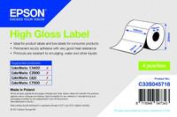 Epson Etikettenrolle, Normalpapier, 102x76mm