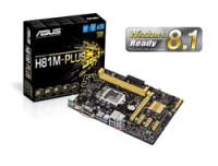 Asus H81M-PLUSS1150 H81 MATX