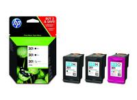Hewlett Packard E5Y87EE HP Ink Cartridge 301