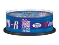 Verbatim DVD-R X25 SPINDLE