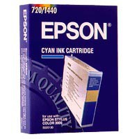 Epson INK CARTRIDGE CYAN
