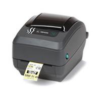 Zebra GK420t rev2, 8 Punkte/mm (203dpi), Peeler, EPL, ZPL, USB, Prints