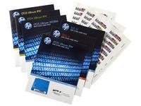 Hewlett Packard RW BAR CODE LABEL PACK LTO7