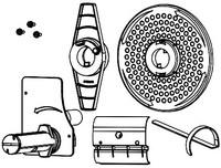 Datamax-Oneil INTERNAL REWINDER POWERED