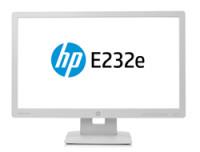 Hewlett Packard E232e 23IN IPS ANA/DP/HDMI