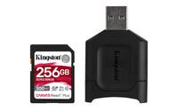 Kingston 256GB SDXC REACT PLUS