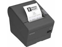 Epson TM-T88V, USB, BT (iOS), dunkelgrau