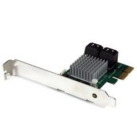 StarTech.com 4 PORT PCIE SATA III CARD
