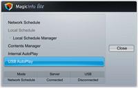 Samsung MagicInfo Lite add. Licence