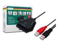 Digitus USB 2.0 IDE und SATA Kabel