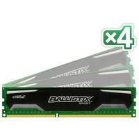 Crucial 16GB KIT (4GBX4) DDR3 1600 MT
