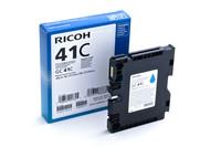 Ricoh GC41C GEL CYAN 2.2K PGS