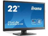 Iiyama E2280HS-B1 54.7CM 21.5IN LED