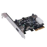 Mcab PCI EXPRESS USB 3.1 CARD - 1+1