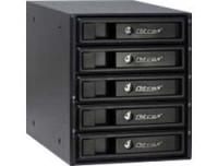 INTERTECH IPC MOBILE RACK VT-315 5X 3.5I