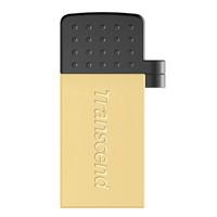 Transcend 16GB JETFLASH 380 OTG GOLD