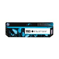 Hewlett Packard D8J10A Druckerptrn 980 Schwrz