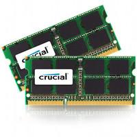 Crucial 16GB KIT(8GBX2) DDR3L 1866 MT