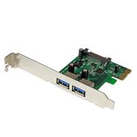 StarTech.com 2 PT PCIE USB 3.0 CARD W/ UASP