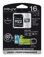 PNY Technologies MICRO-SDHC HI-PER. 16GB CLASS1
