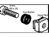 APC NetShelter Hardware Kit