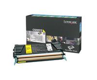 Lexmark Return Prog. Toner Cartridge Y