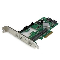 StarTech.com 2PORT PCIE SATA III CARD W/ 2