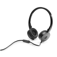 Hewlett Packard H2800 Stereo Headset schwarz