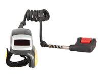 Zebra RS4000, long cable, 1D, Kit