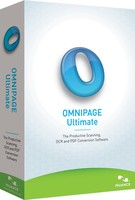 Nuance EDU OmniPage Ultimate - Schulversion
