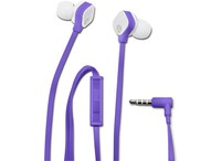 Hewlett Packard H2310 In-Ohr-Kopfhörer violett