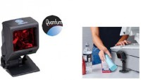 Honeywell QuantumE 3480, 1D, Kit (KBW), schwarz