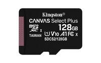 Kingston 128GB MICROSDXC CANVAS SELECT