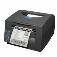 Citizen CL-S521, 8 Punkte/mm (203dpi), Peeler, ZPL, Datamax, Multi-IF