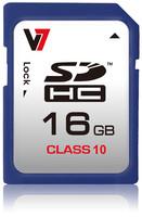 V7 SD CARD 16GB SDHC CL10