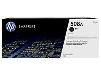 Hewlett Packard TONER CARTRIDGE 508A BLACK